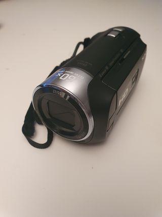 Cámara de video Sony HDR-PJ410