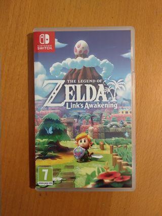 Zelda Link's Awakening - Switch