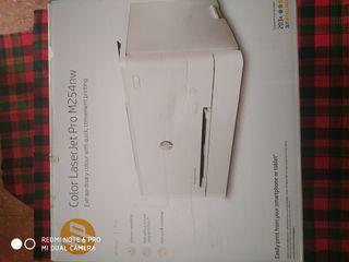 impresora HP color LaserJet pro M254nw