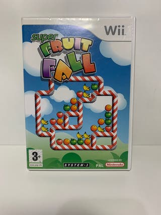 Super Fruit Fall Wii