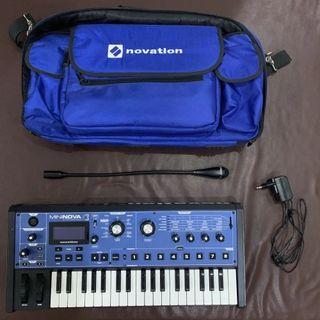 Teclado Piano Sintetizador Novation Mininova