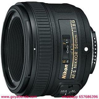 Nikon AF-S 50mm F1.8 G - Objetivo para Nikon (dist
