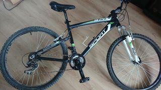 Bicicleta B-Pro Aluminio rueda de 26