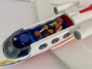 Avión de Playmobil