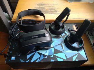 Gafas de Realidad Virtual Lenovo Explorer