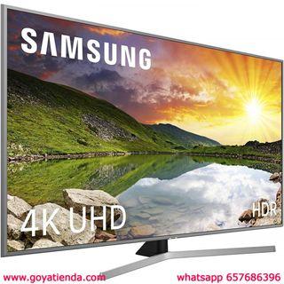 "Samsung 43NU7475 - Smart TV de 43"" 4K UHD HDR (Pan"