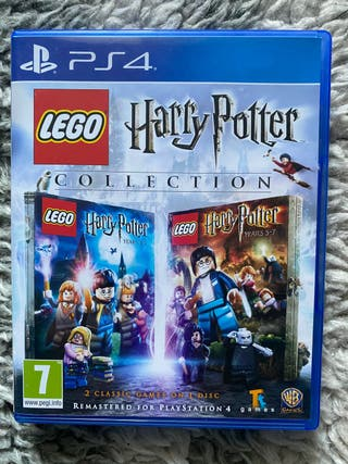Lego - Harry Potter - Collection - PS4