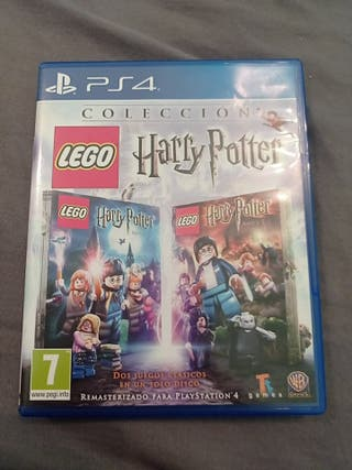 Lego Harry Potter Collection.