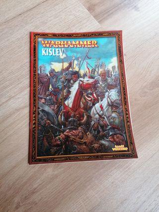 Libro warhammer fantasy Kislev