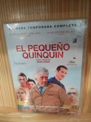 Dvd El pequeño Quinquin Bruno Dumont