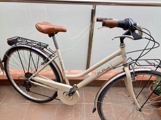 Bicicleta paseo como nueva