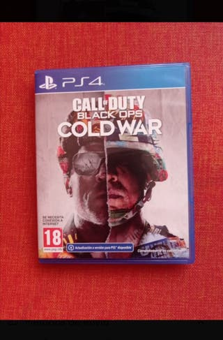 call of duty cold of war