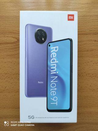 Xiaomi Redmi Note 9T 5G 4GB+128GB Nightfall Black