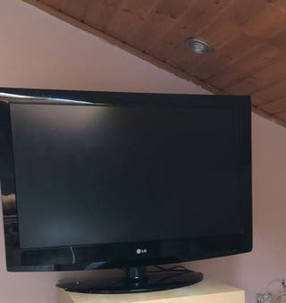 TV LG de 37 pulgadas