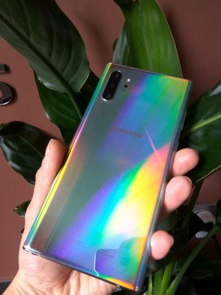 Samsung Galaxy Note 10 plus en perfecto estado