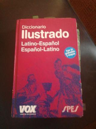 Diccionario Latín - Español, Español-Latín