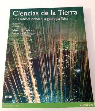 Ciencias de la Tierra, volumen I. UNED