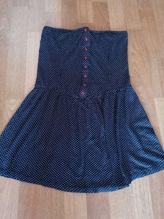 Mini vestido Pin Up