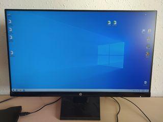 monitor HP 27 pulgadas con panel IPS