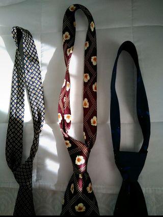 Vendo conjunto de corbatas