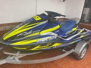moto agua Honda aquatrax turbo