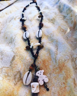Collar Handmade