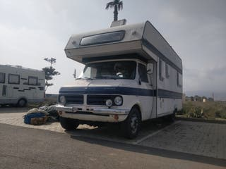 autocaravana Bedford cf 350