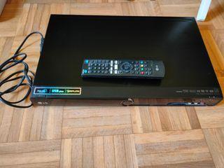 DVD, TDT, grabador en disco duro HDD