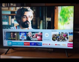 SAMSUNG SMART TV UHD 4k - 50' Pulgadas