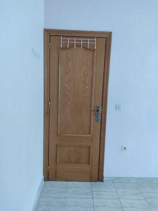 2 puertas de interior