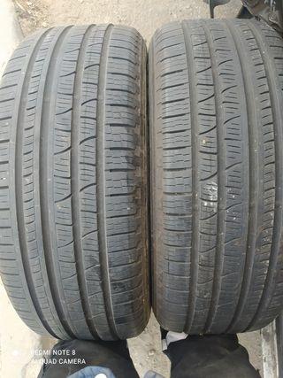 2 neumáticos Scorpion R 18