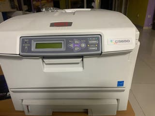Impresora láser color OKI C5650 + regalo