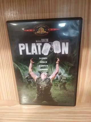 Dvd Platoon Oliver Stone