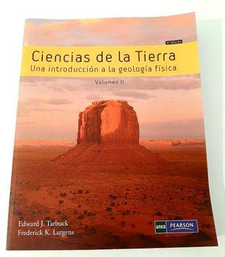 Ciencias de la Tierra, volumen II, UNED