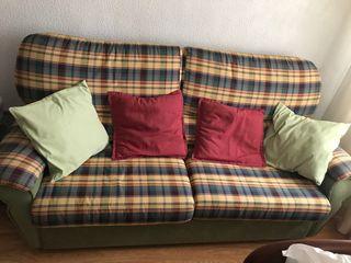 Sofá cama 2 plazas
