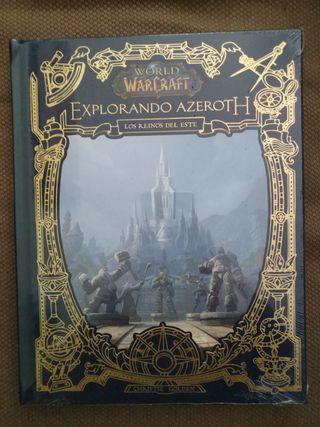 Cómic World of Warcraft Explorando Azeroth