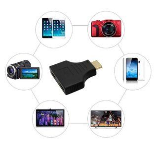 CONECTOR DOBLE HDMI NUEVO