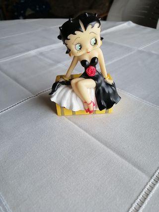 Figura Betty Boop Coleccionista Warner