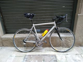 Bicicleta de carretera Cannondale