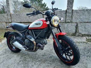 Ducati Scrambler Icon 800cc, 35kw