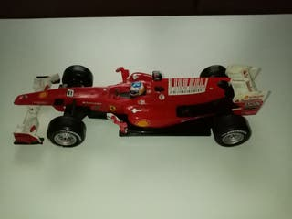 Maqueta Ferrari Fernando Alonso