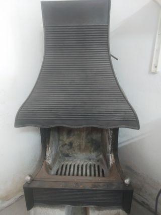 Estufa de leña Aga Rembrandt