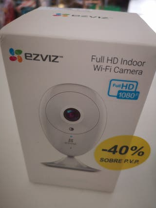 Cámara de Seguridad EZVIZ ezCube Pro 1080p