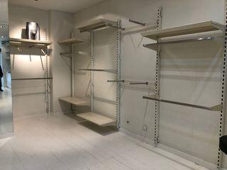 Corner para tienda de ropa