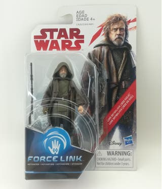 Figura Star Wars Luke Skywalker Jedi Exile 2017 (D