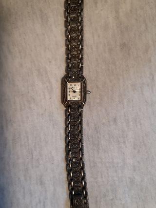 Reloj plata thermidor mujer