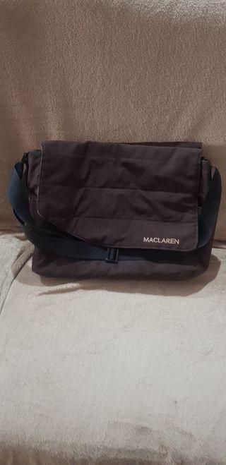 bolso maclaren con cambiador de regalo