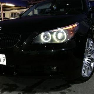 BMW 530d e60