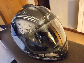 Casco de moto Held Talla S