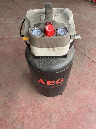 Compresor de aire AEG 50l